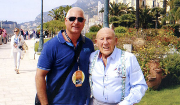 Steven Euesden meets Stirling Moss