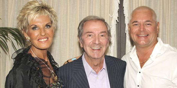 The Euesdens with Des O'Connor